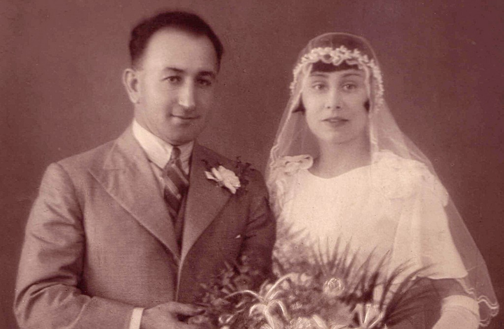 1934 WinNHS Marriage Portrait