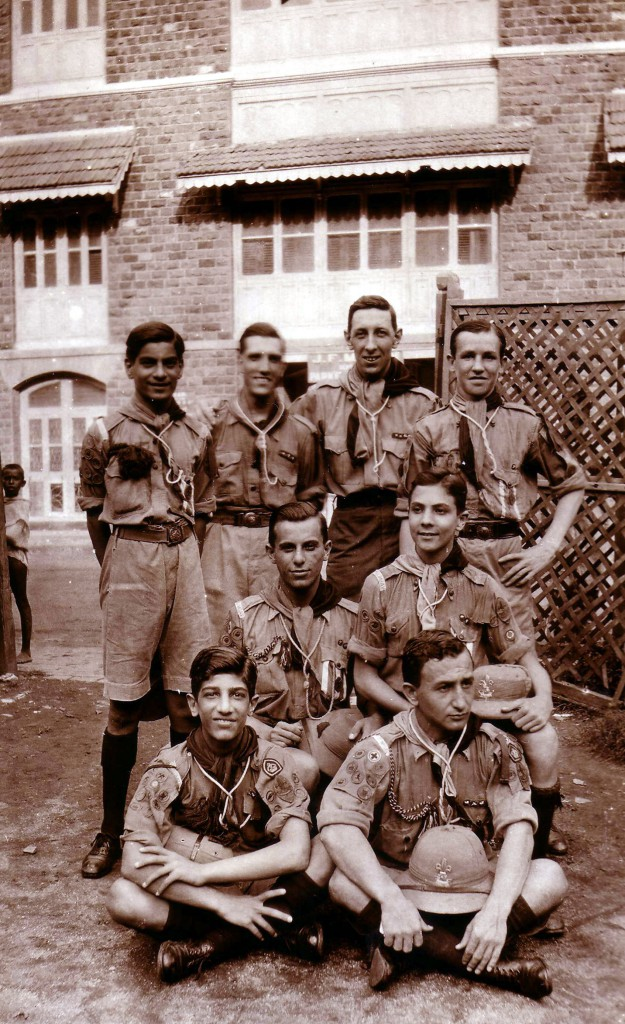 1924 NHS Scouts
